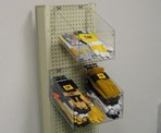 Pegboard and Hanging Displays